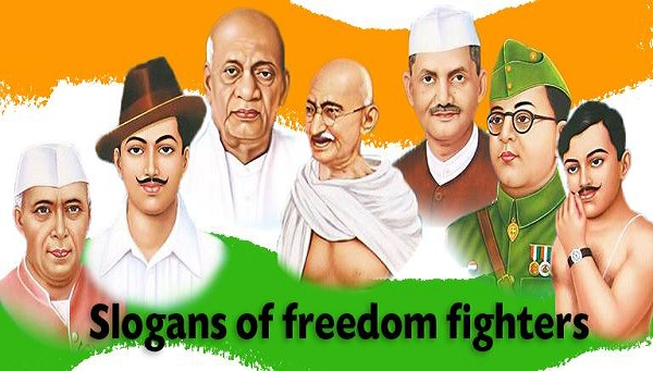 Freedom Fighters Slogan