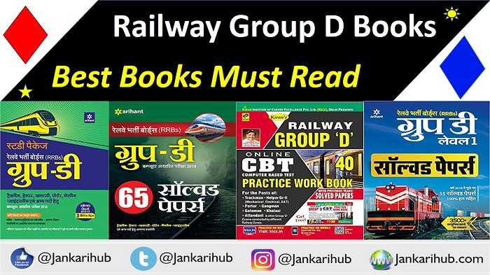 Railway-Group-D-GK-Books