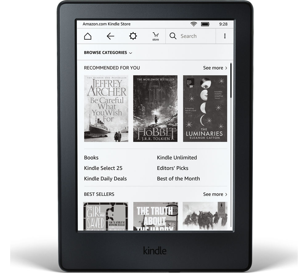 New kindle for readers