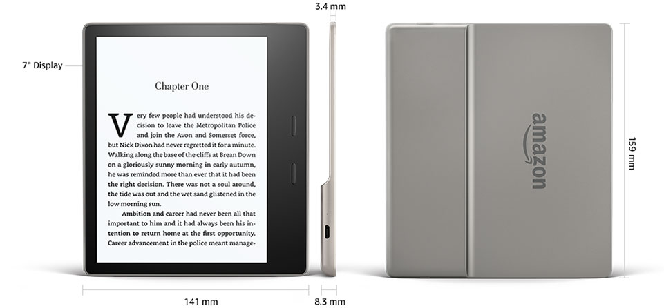 Latest Kindle for book lovers