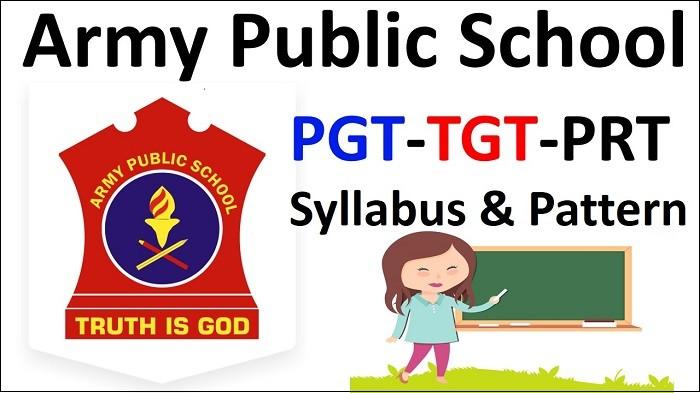 Army-public-school-pgt-tgt-prt-syallbus-patter