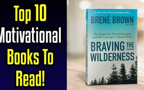 Top ten motivational books