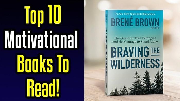 Top ten motivational books