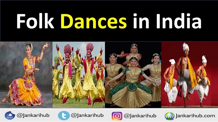 folk dance in India