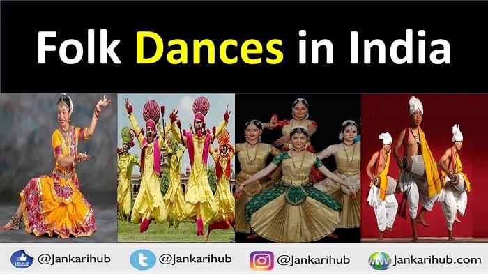 folk dance in India