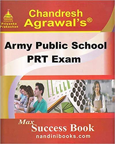 Army public school pgt books