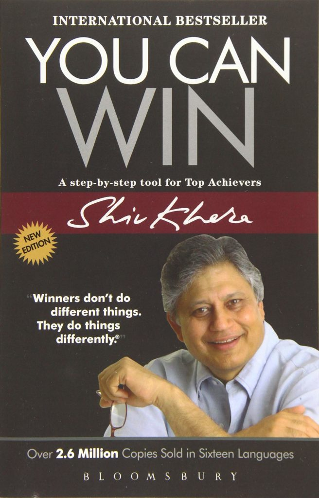 Best Motivational books in Hindi by Shiv Khera
