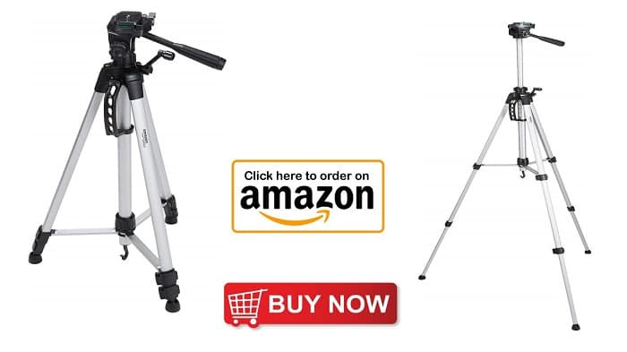cheap tripod for mobile and dslr in india