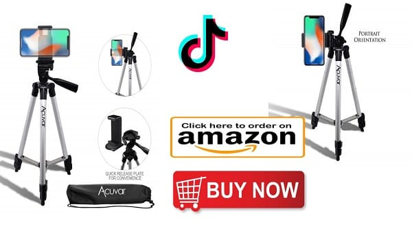 Best tripod for mobile in India at cheap price