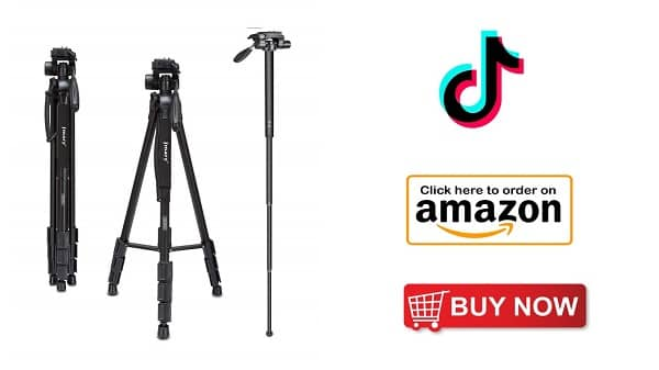 Latest tripod for mobile and dslr