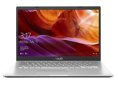 Best Asus laptop for work from home in India