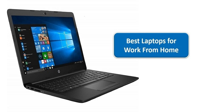 Best laptops for work from home in India 2020