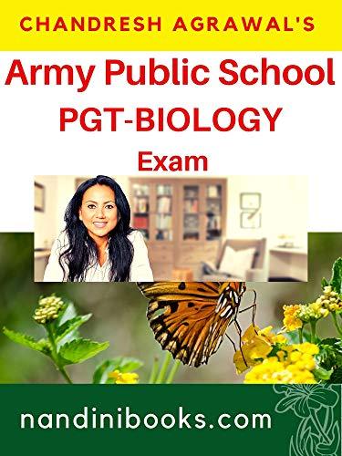 Army Public School-PGT Biology Exam