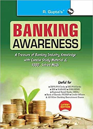 Best Banking awareness for SBI PO