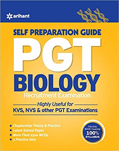 best books for up pgt/tgt exam