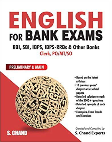 Best English Books for SBI PO