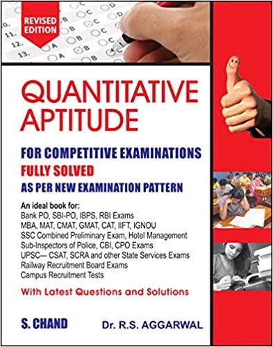 Best Quantitative Aptitude for SBI PO