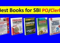 Best books for SBI PO Exam-min