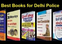 Best books for Delhi Police
