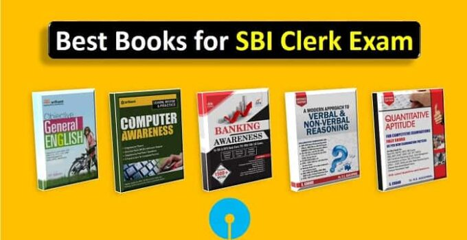 best sbi clerk books in Hindi and english-min