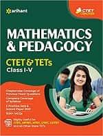 Best books for Mathematics CTET